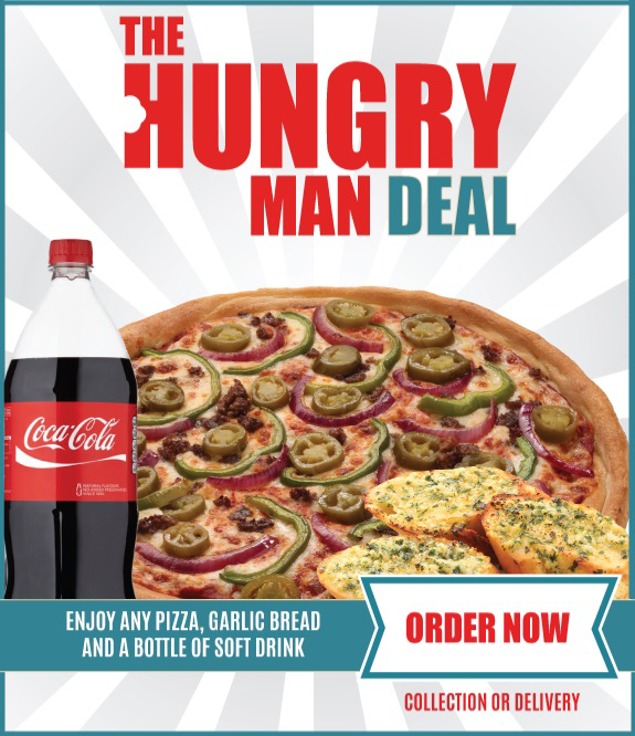Pizza Delivery Takeaway And Deals In Battersea Order