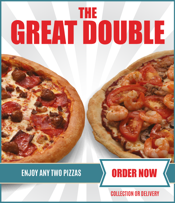 Pizza Delivery Takeaway And Deals In Hillingdon Order