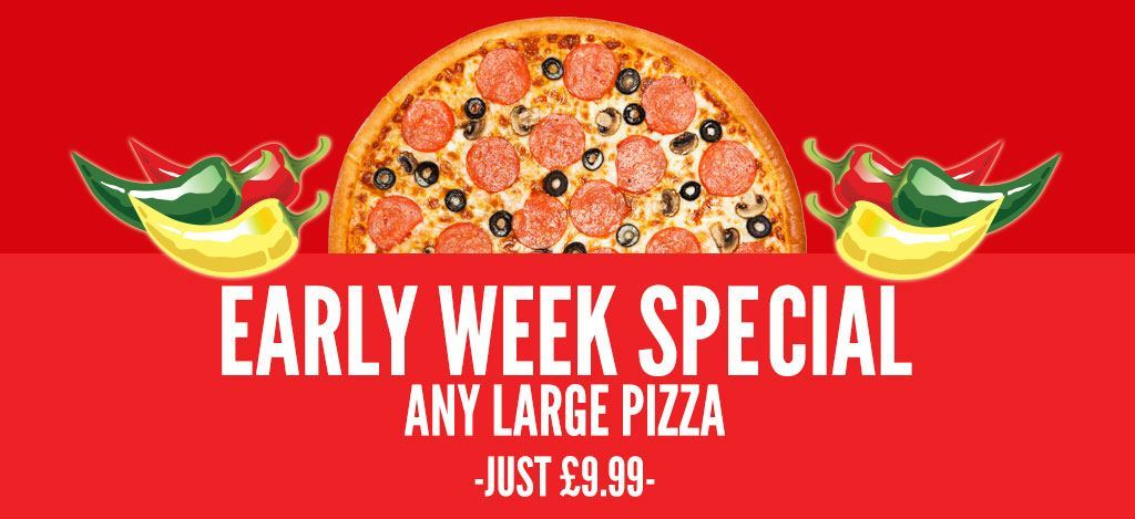Early Week Special