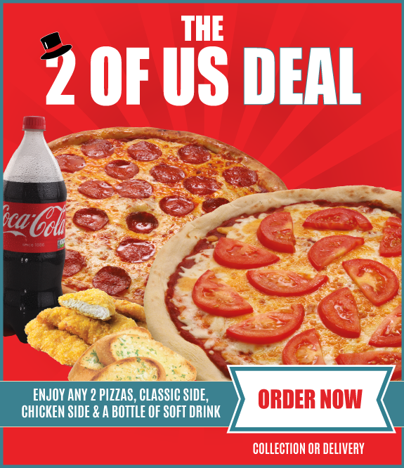 Pizza Delivery Takeaway And Deals In Luton Order Online
